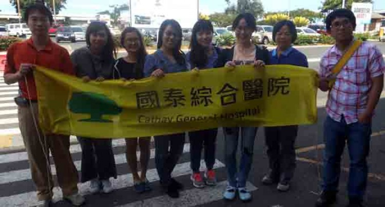 Taiwan Team Provides Free Medical Services