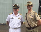 Austrailan Navy Ship Here To Help Strengthen Ties With RFMF