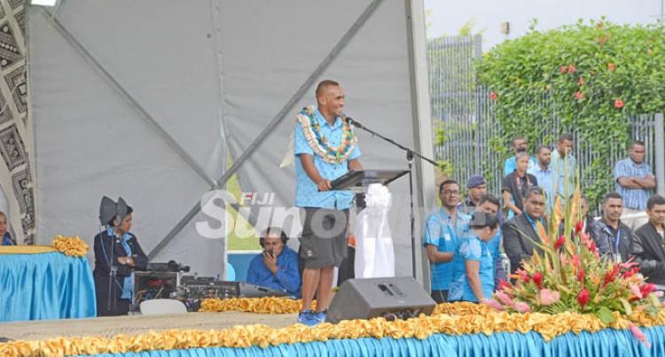 Kolinisau Hails PM, Govt