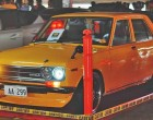 This golden Oldie Datsun 510 Is Sure To Turn Heads