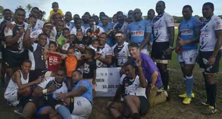 Champ Nadro Too Strong For Suva