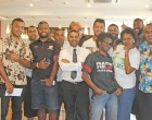 Go Fiji Go' Production Team Treated