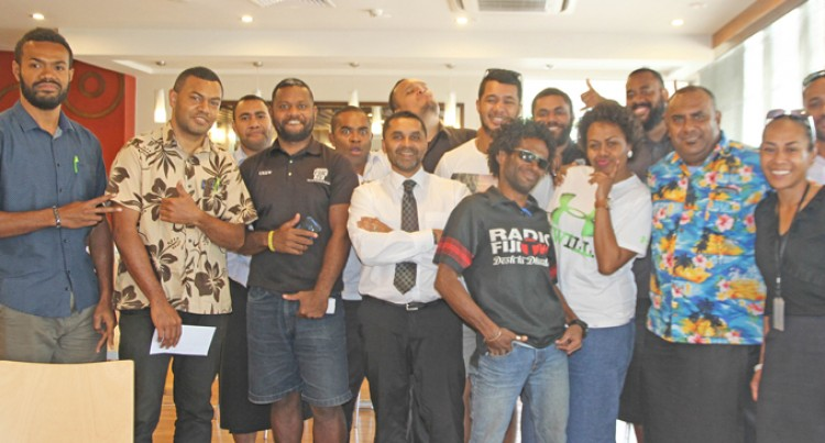 Go Fiji Go' Production Team Treated