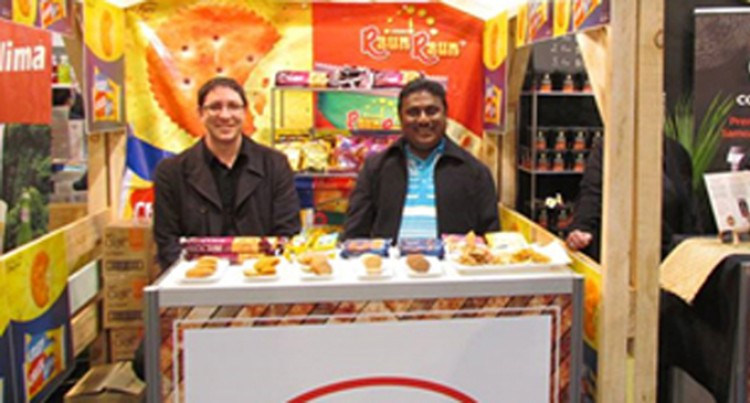 FMF Products A Hit At Auckland Food show