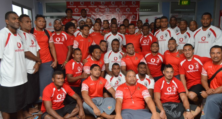 Residents Ready For Tonga