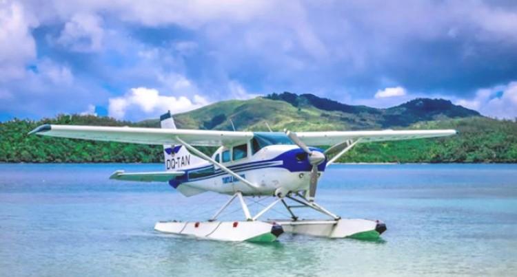 Authority: Sunk Plane Had  Engine Failure