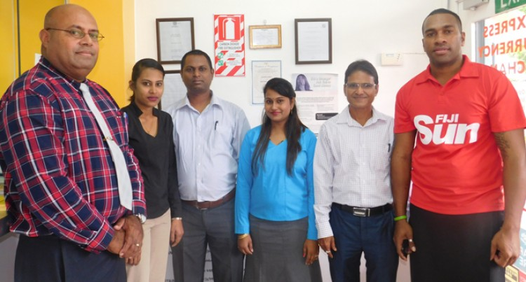 Fiji Sun Opens New Agency In Savusavu