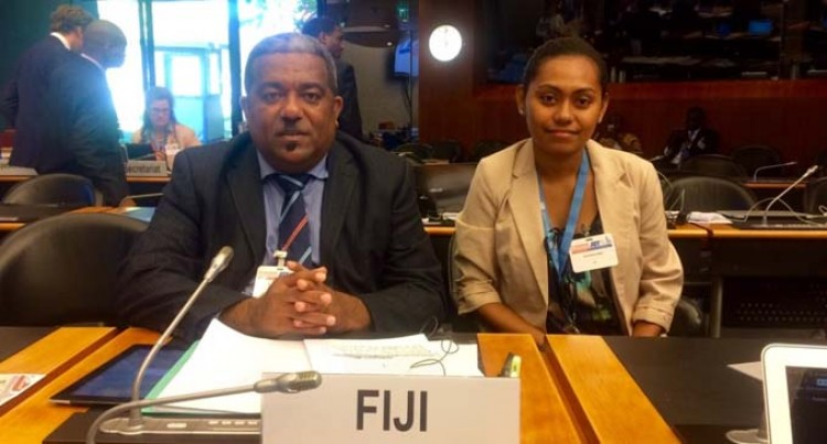 Fiji Participates At UN Meet On Arms Trade Treaty