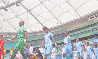 Fiji Display A Spirited Effort Against Mexico