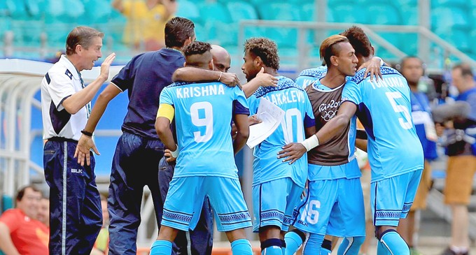 Farina Proud Of His Players