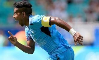 Fijians Play For Pride