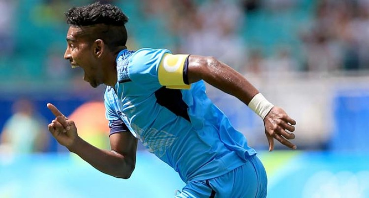 Fijians Play For Pride