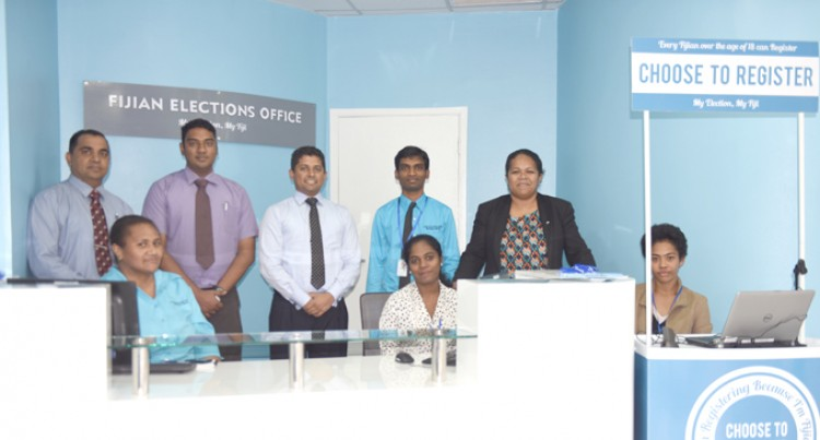 New Voter Services Centre Opens Today