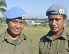 Ravitaki Lass Steps Up To Peacekeeping
