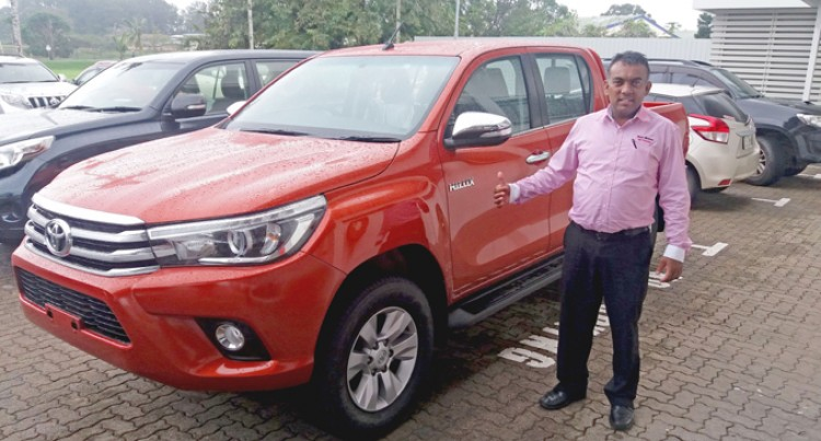 The 8th Gen Hilux – Truly A Quieter Ride