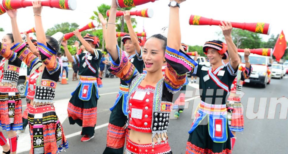 2016 Vodafone Fiji Hibiscus Festival