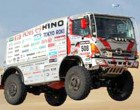 Hino Aiming For 8th Consecutive Win At Rally