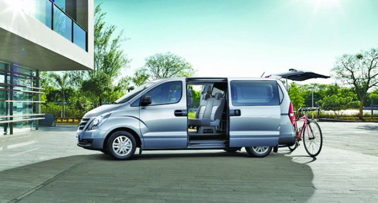 Award-Winning Hyundai H-1 Now Available Here