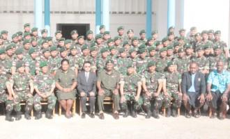 Aziz Praises Indonesians For QVS Reconstruction