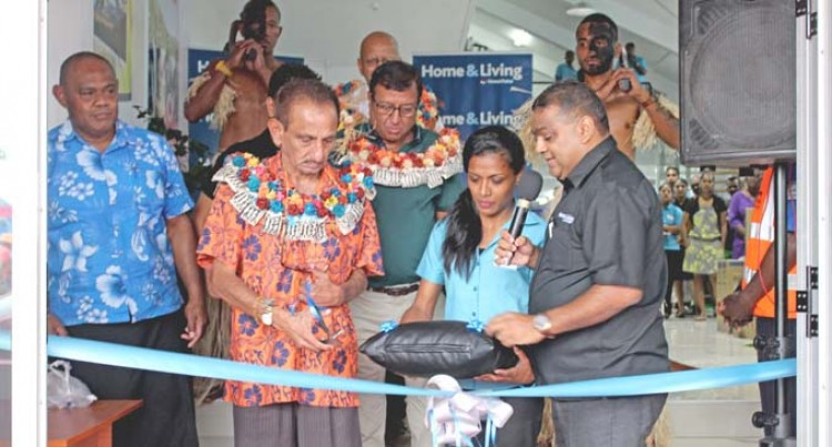 Home And Living Branch Opens In Suva