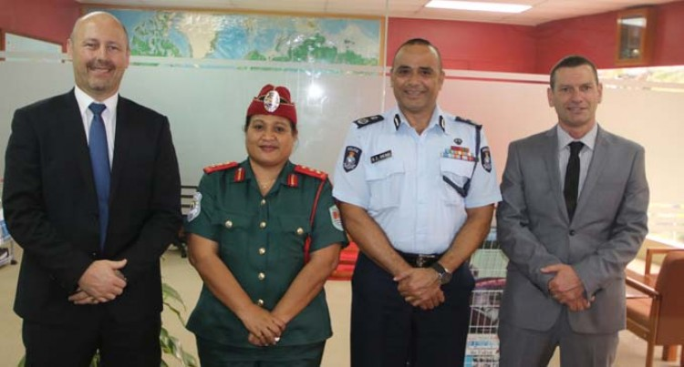 Fiji Builds On Pacific Police Partnerships