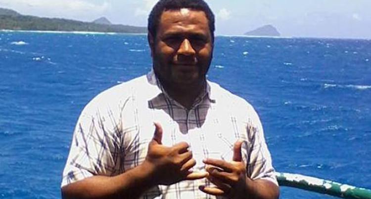 Chief Mate Caucau Wants To Captain A Ship