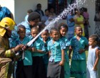 Kindy Gets New Toilet Block
