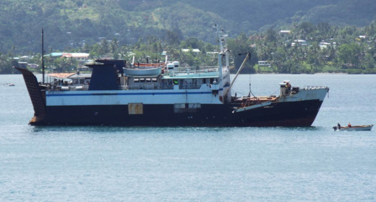 Lomaiviti Princess II Takes Govt Officials To Kadavu