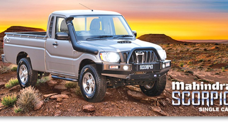 Get Mahindra Scorpio To Be Your Perfect Off-Roading Companion