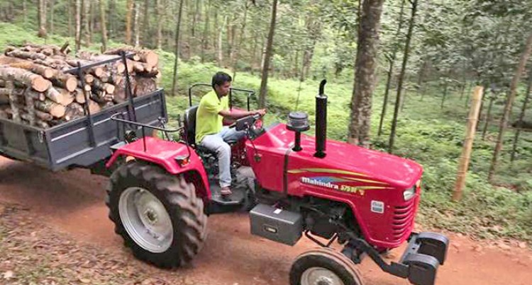 World's Best-Selling, Fuel Efficient And Powerful Mahindra Tractors