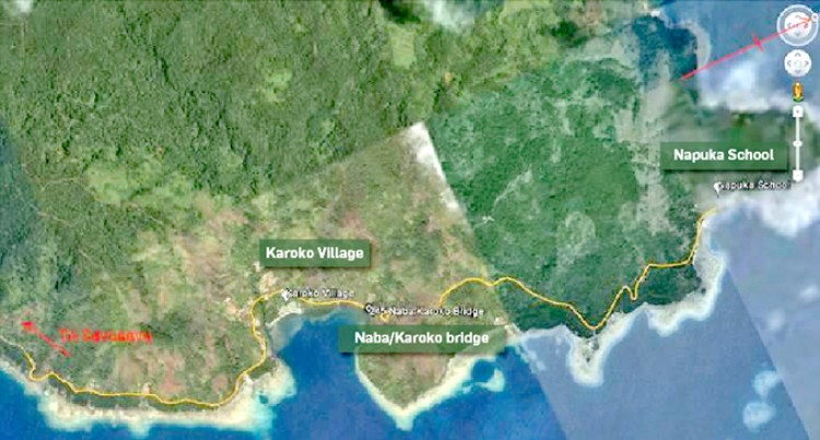 Naba/ Karoko Bridge To Close Temporarily For Repairs