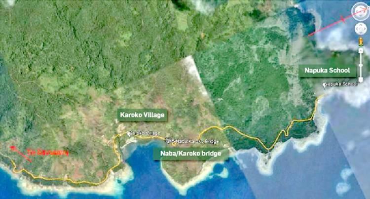Naba/ Karoko Bridge To Close Temporarily For Repairs