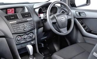 Mazda BT-50 Gives Passenger Car Comfort, SUV Handling