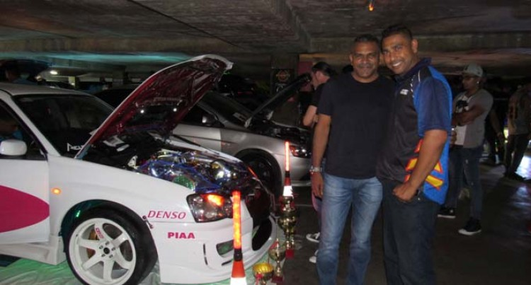 Motor Sports Enthusiasm Impresses Minister Koya