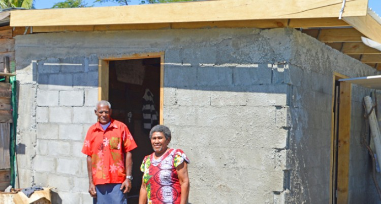 Western Families Rebuild Homes