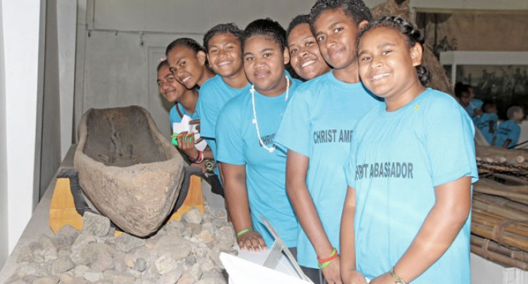 Fiji Museum Open Day Missionaries Contributed To  Development: Rev Bhagwan