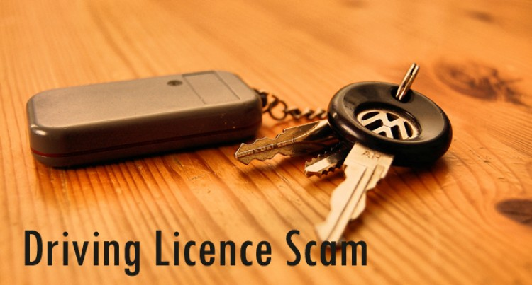 New Claims Of Driving Licence  Scam