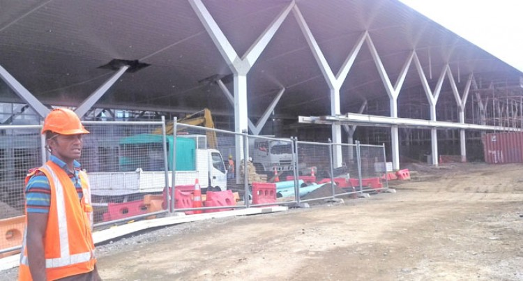 Part Of Nadi Airport Departure Check In Terminal To Open Month-end