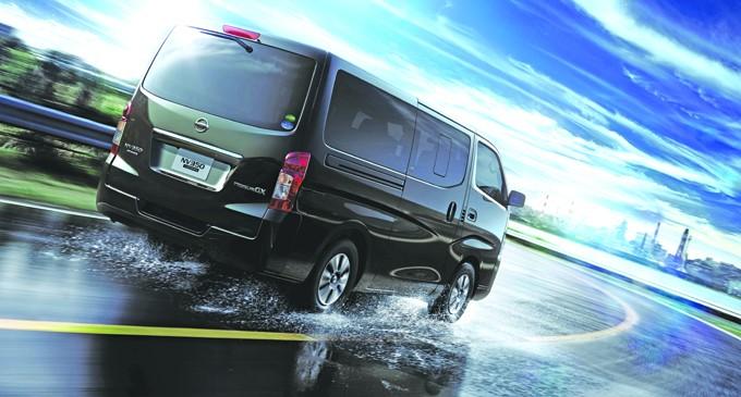 Powerful Hauler Nissan NV350 Urvan