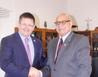 Konrote Receives Outgoing High Commissioner