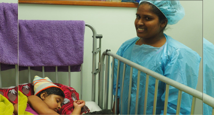 Kajal, Has Successful Heart Surgery