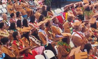 996 Students Graduate