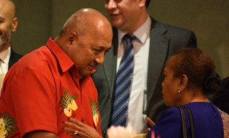 Climate Change Key Issue At Talks :Minister