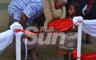 Opening Of the Ratu Epeli Ravoka Campus of the Technical College of Fiji