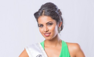 Pooja Ready For  Miss World Pageant