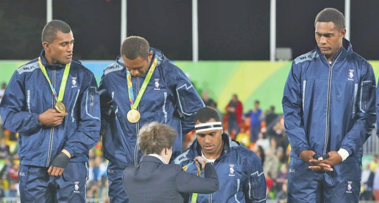 Fiji Olympic Gold A Win For Entire Pacific Islands