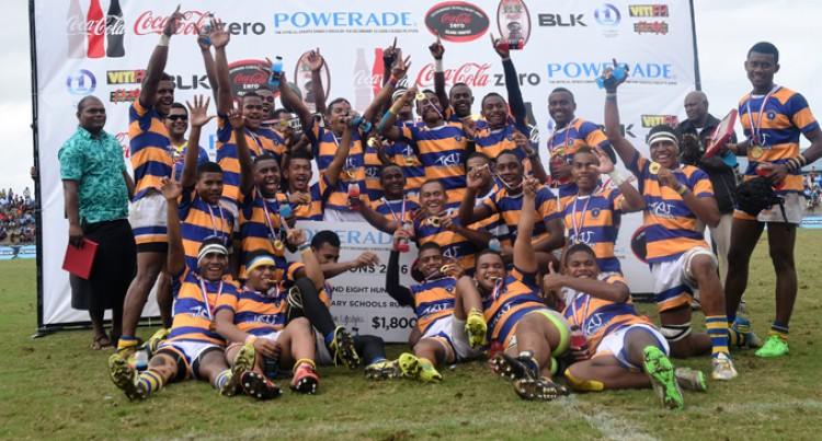 Narrow Win  For RKS  Under-16