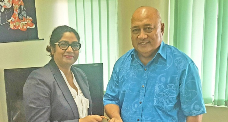 UN Pacific Human Rights  Commissioner Welcomed