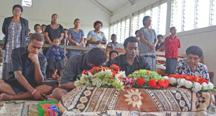 Usamate Joins Mourning For Boy, 3