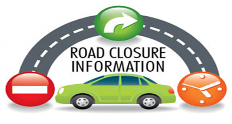 Operation Rio Gold Road Closures